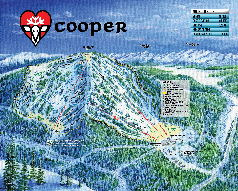 Cooper Trailmap