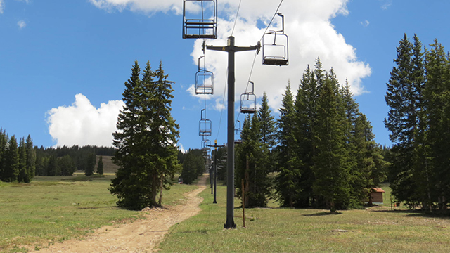 10th Mountain chairlift