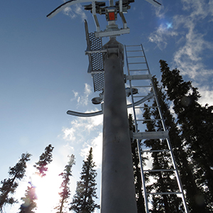 new lift tower