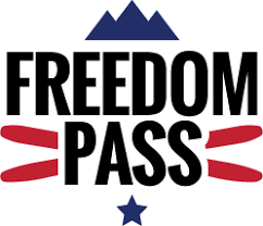 Freedom Pass Logo